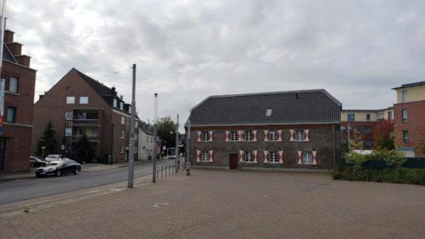 Unterrath Marktplatz